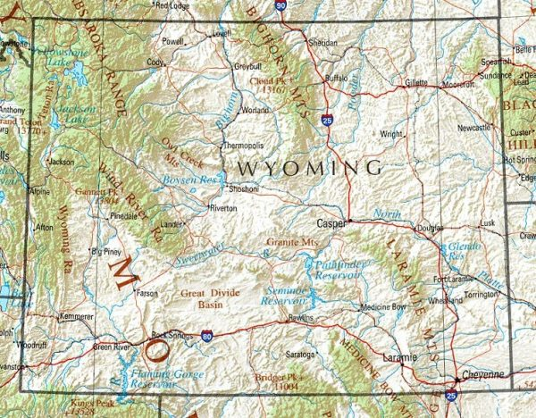 Image of Wyoming ref 2001
